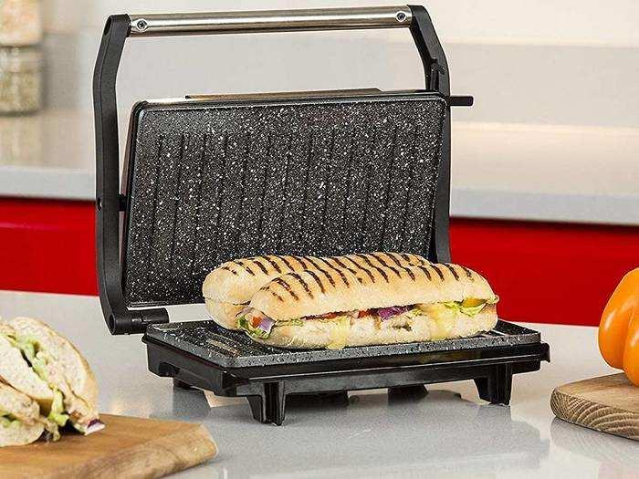 Sandwich Maker : सैंडविच, आलू टिक्की या वडा पाव, इन सैंडविच मेकर से सब होगा फटाफट तैयार