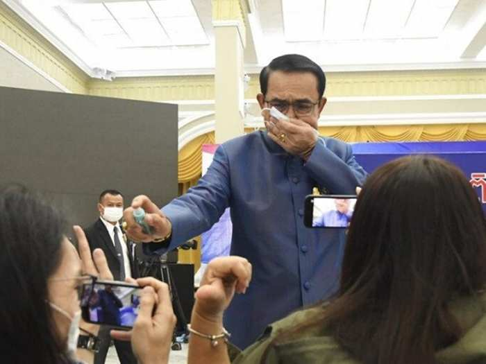 Prayut Chan-ocha