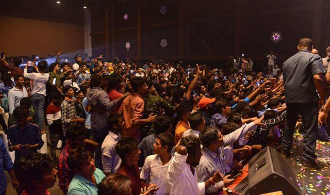 Chaavu Kaburu Challaga Pre Release Event