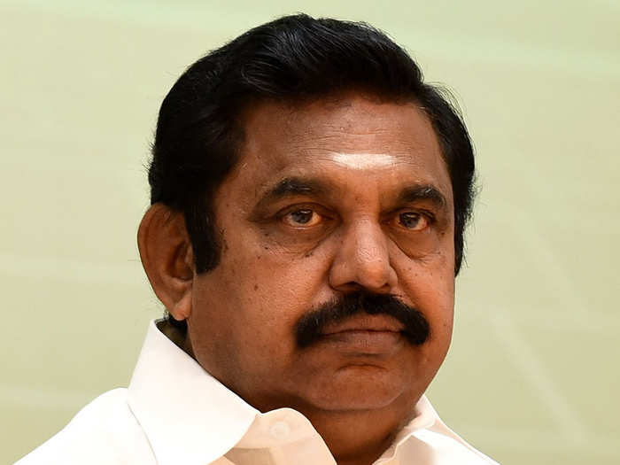 Edappadi K Palaniswami