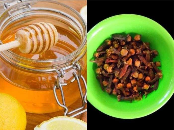 amazing health benefits of clove and honey mixed