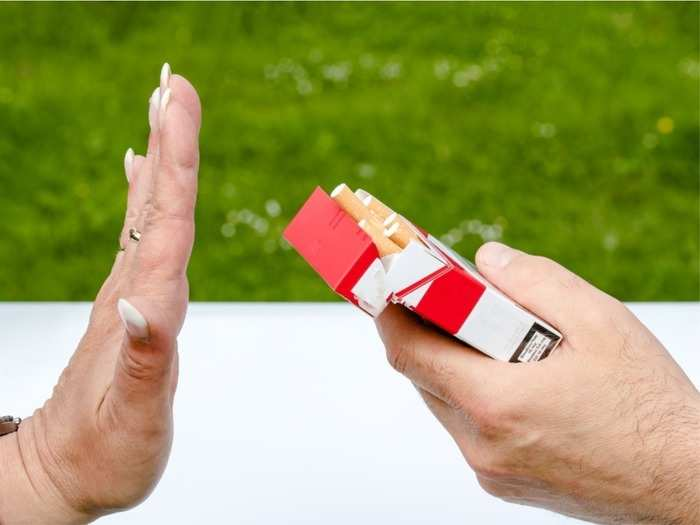 no smoking day 2021 what happens when you quit smoking in hindi