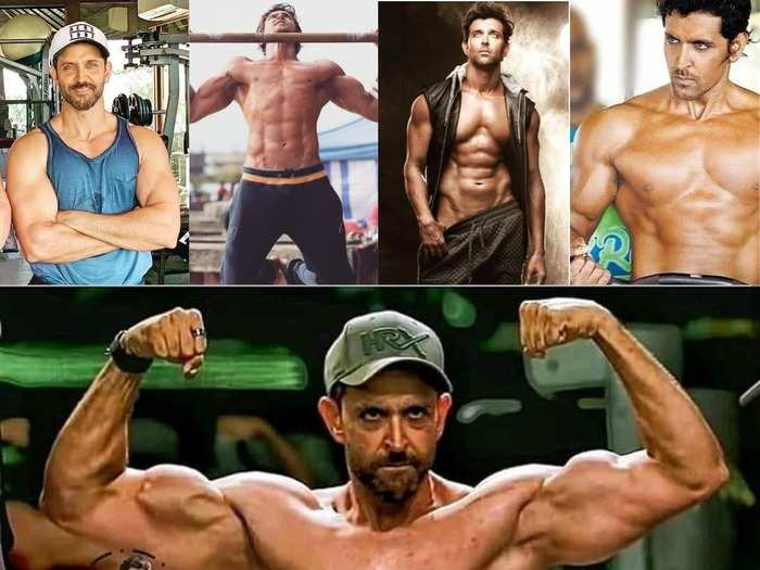 how to build lean body like hrithik roshan in hindi