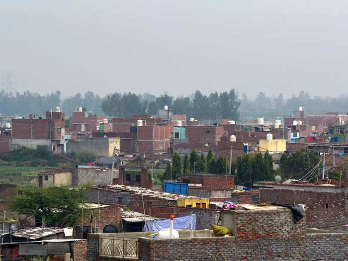illegal colonies delhi