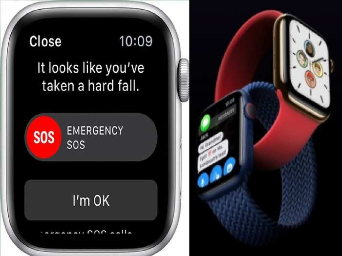 Apple Watch SOS feature saved a man from drowning 1