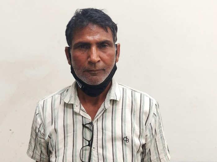 accused rajesh kumar