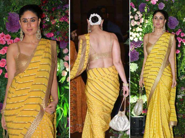 kareena kapoor khan badly trolled for sougat paul sari at magazine launch event