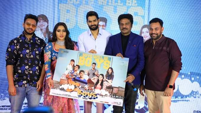 Boys First Look Launch