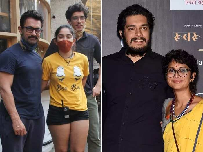 aamir khans son junaid khan transformation from fat to fit is unbelievable