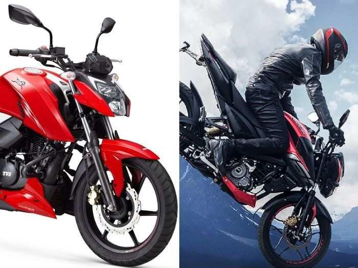 2021 TVS Apache RTR 160 4V या Bajaj Pulsar NS160: कौन है सबसे दमदार बाइक? पढ़ें कम्पेरिजन