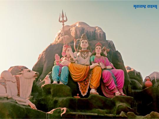 शिव-पार्वतीच्या अप्रतिम प्रेमाची आणि विवाहाची ही रंजक कथा