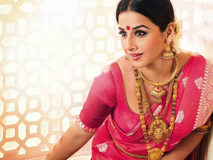 vidya balan has revealed the secret behind maintaining a happy marriage with siddharth roy kapoor in marathi