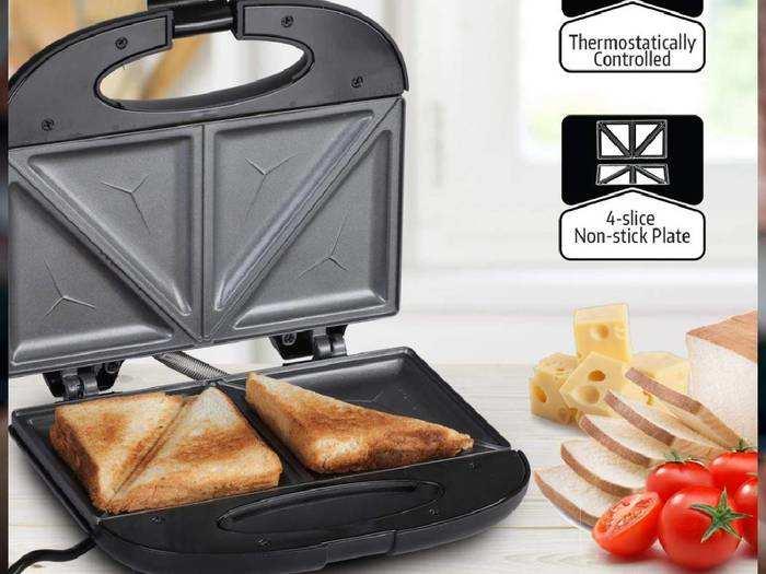 Sandwich Maker : इन Sandwich Makers से घर पर बनाएं टेस्टी और हेल्दी सैंडविच, दाम भी है कम