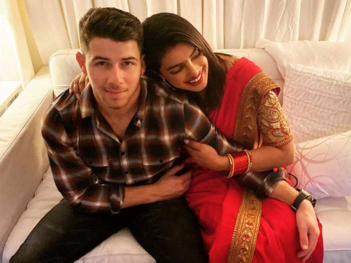 nick jonas reveals how he felt when priyanka chopra was in germany away from him many couple faces such situation