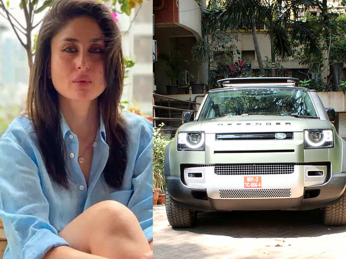Kareena Kapoor Khan goes for a test drive