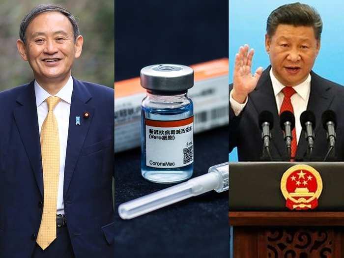 Japan China Vaccine 01