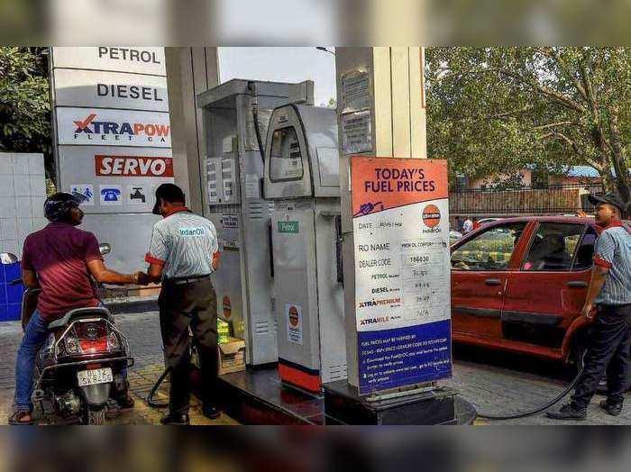 आज भी नहीं बदला पेट्रोल डीजल का दाम (File Photo)