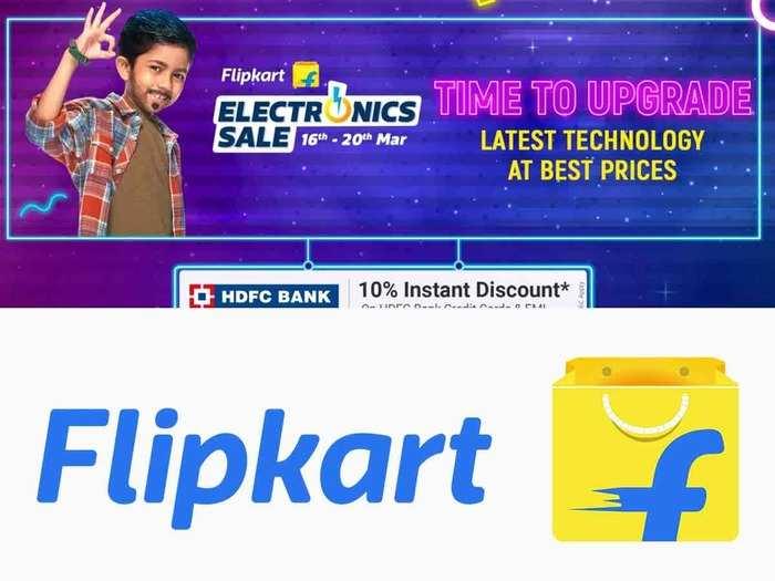Flipkart Electronics Sale: स्मार्टफोन, लैपटॉप, इलेक्ट्रॉनिक्स और एसेसरीज पर मिलेगा जबरदस्त डिस्काउंट, 16 मार्च से शुरू होगी सेल