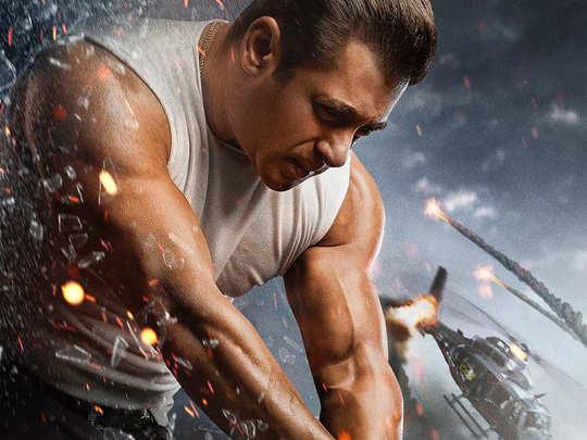 Salman khan Movie Radhe 13th May