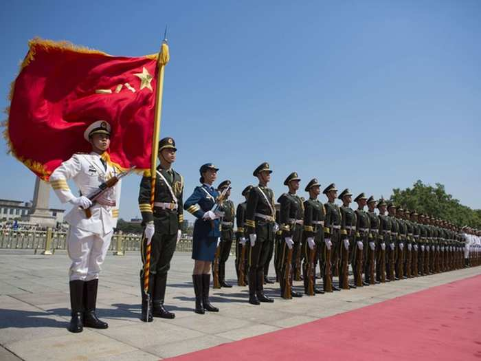 china increasing military strength from taiwan to india, chinese army massive expansion against india xi jinping plan