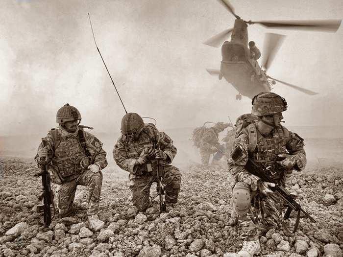 British Army 01