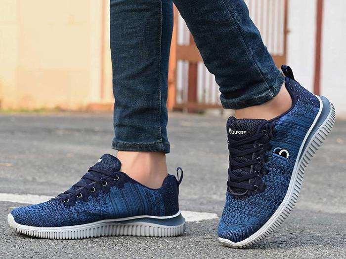 Mens Running Shoes : 499 रुपये में Amazon से खरीदें बढ़िया रनिंग शूज, मेंटेन रखें अपनी फिटनेस