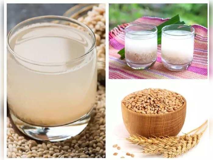 barley water during pregnancy in hindi
