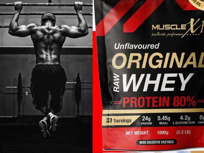 Whey Protein : दुबले पतले शरीर से पाना है छुटकारा तो आज ही ऑर्डर करें ये Whey Protein