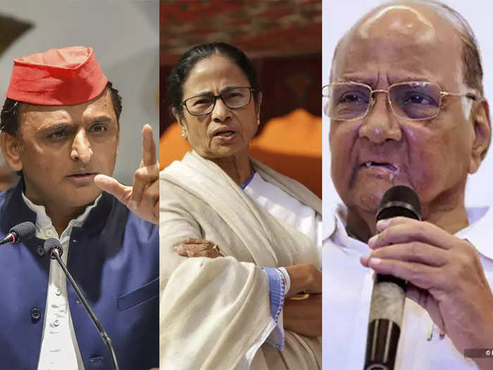 बंगाल चुनाव में अलग रंग