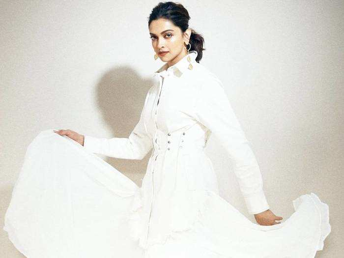 deepika padukone paints the town in white co-ordinated by proenza schouler