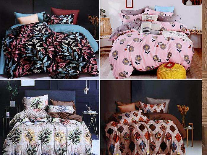 Bedsheet : मात्र ₹429 से शुरू हो रही है इन खूबसूरत Bedsheets की रेंज, जल्दी करें ऑर्डर