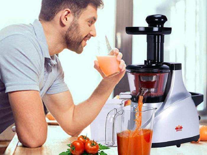 Juicer For Kitchen : इन जूसर से गर्मियों में घर बैठे करें ताजा जूस का सेवन और रहें फ्रेश