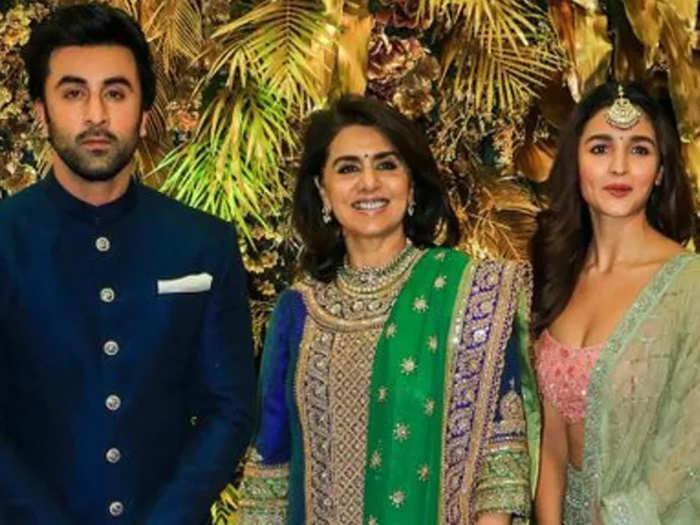Neetu Kapoor shares sweetest note on Alia Bhatt bday