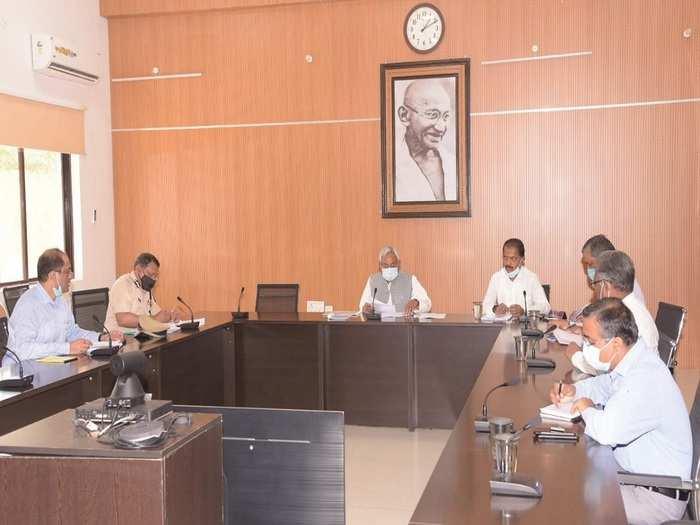 Nitish_Review_Meeting