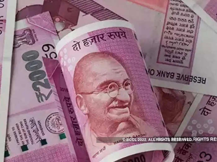 2000 rs note