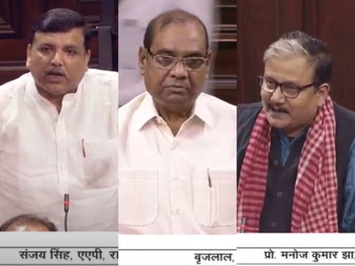 caste census, buddha urn, examination, these important questions asked in parliament today