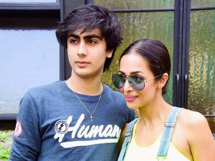 malaika arora opens up on son arhaan khan reaction to her divorce with arbaaz khan