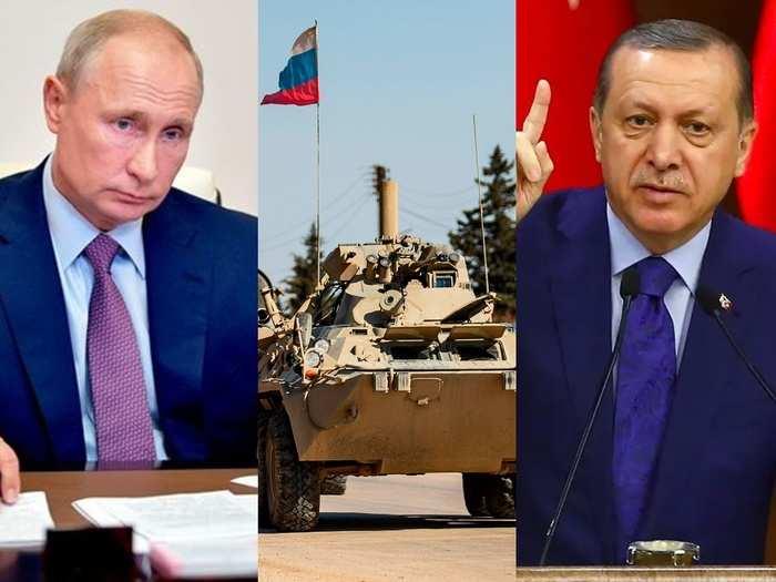 Putin erdgon Russia Turkey 01