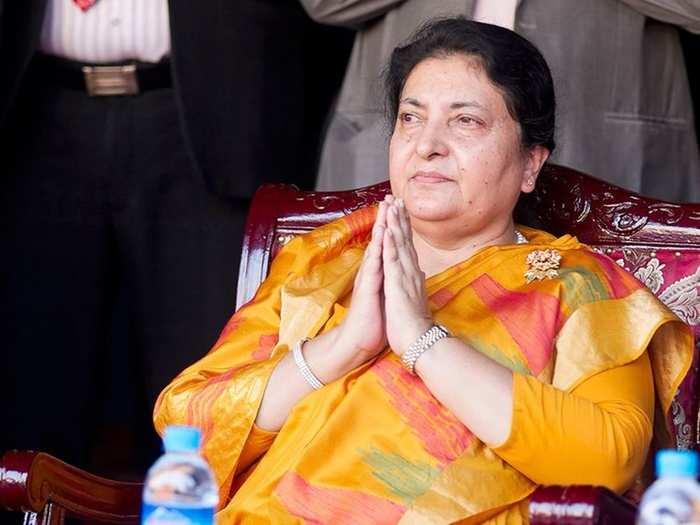 bidya devi bhandari Nepal President