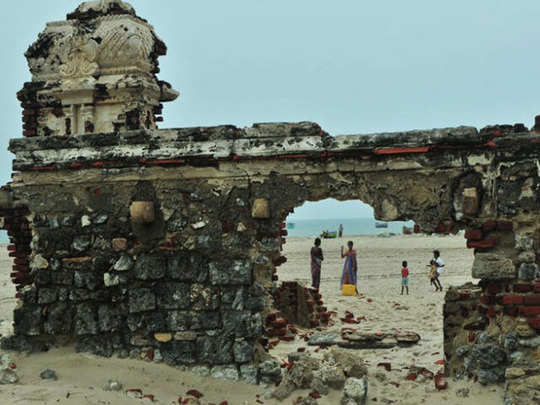 mysterious and haunting relics of india