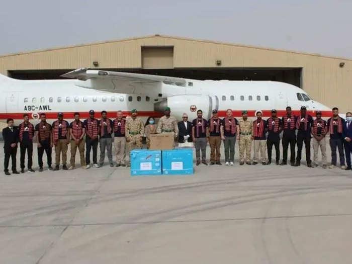 Mohamed Hamad Mohamed al-Khalifa team