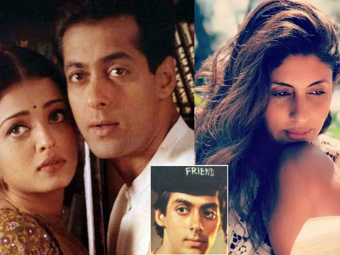 Shweta Nanda Bachchan had a crush on Salman Khan