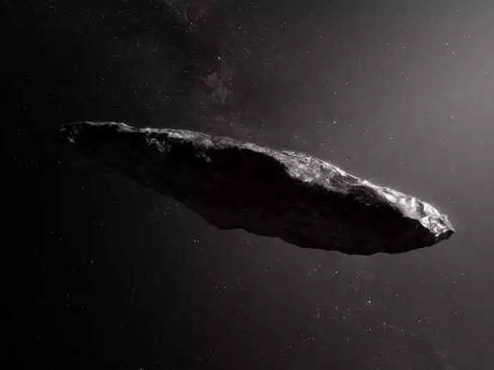 mysterious oumuamua was a chunk of planet from another solar system new study says