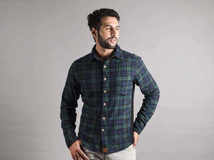 Mens Shirt : ₹549 से शुरू 100% कॉटन से बनीं बढ़िया क्वालिटी की Mens Shirt की रेंज