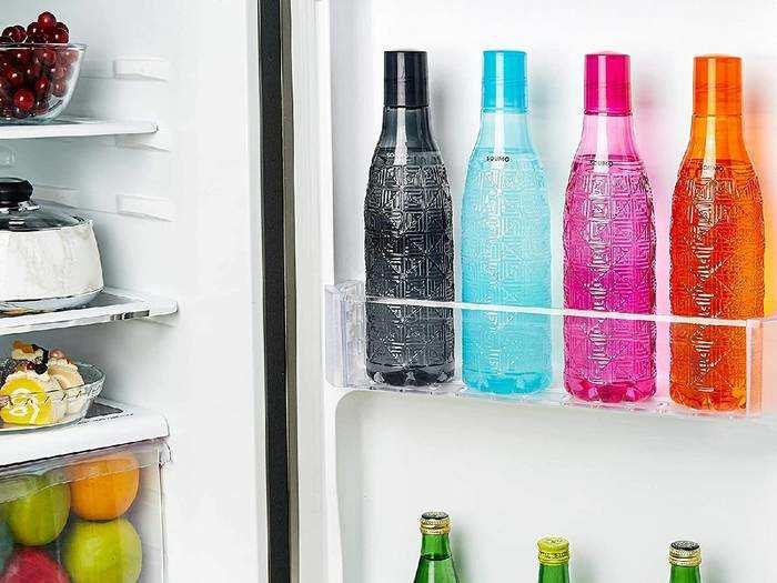 Water Bottle : इन BPA फ्री Water Bottles में पीने का पानी रहेगा सुरक्षित, मिल रहा 43% का डिस्काउंट