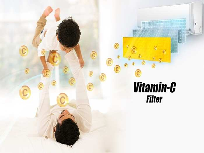 TCL Vitamin C Filter ACs Easy Finance 2