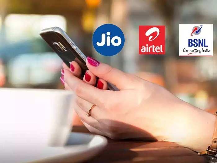 Bharti Airtel Gained 5.8 Million new Users january
