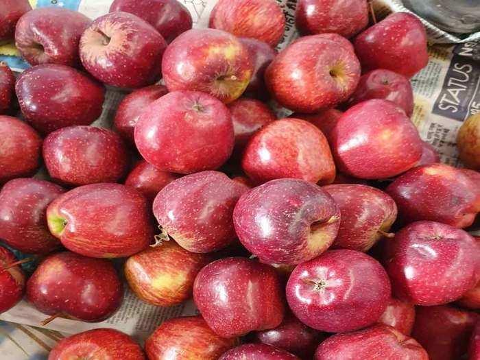 Apple Import: ईरानी सेब की घटी आवक, और महंगा होगा सेब