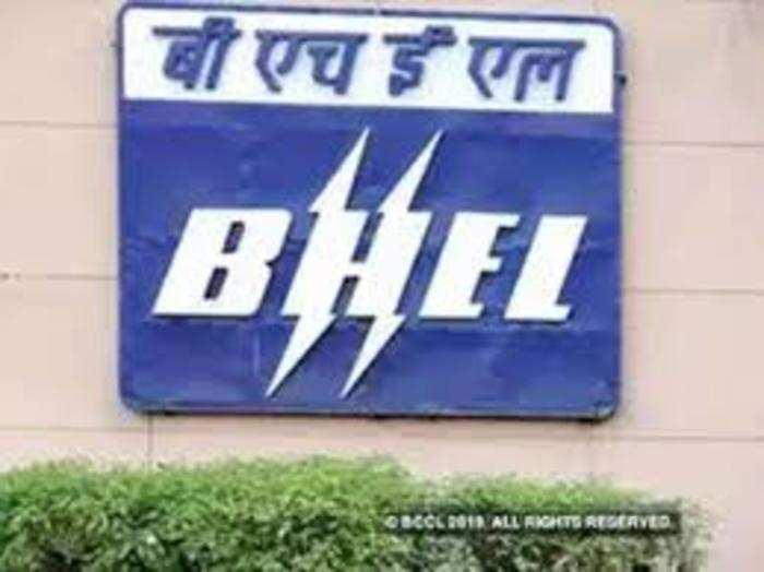 BHEL के शेयरों में गुरुवार को 7 फीसदी की उछाल देखने को मिली।