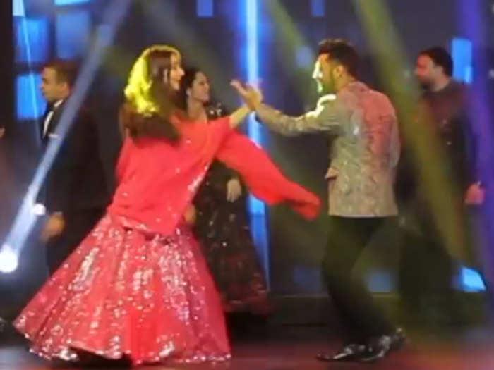 rahul disha dance at sangeet
